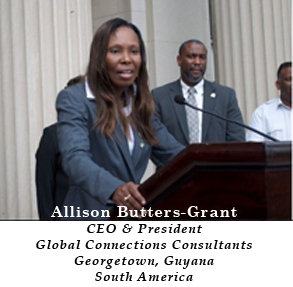 allison butter grant ceo & president