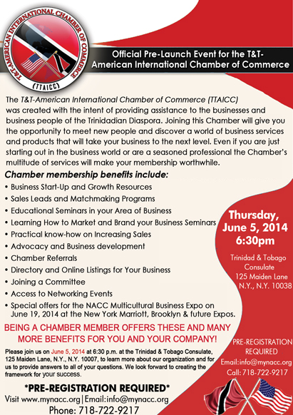 T&T-American International Chamber of Commerce