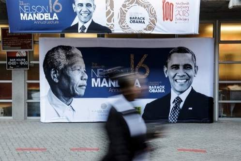 Obama to lead celebrations 100 years after Mandela's birth