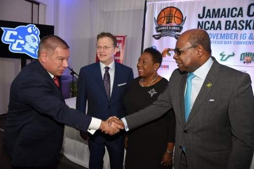 Jamaica ripe for investment in sports infrastructure, says tourism minister