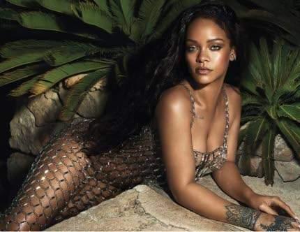 Rihanna's dancehall project coming