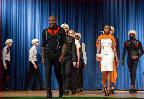 Sankofa by D'Marsh Delights During New York Fashion Week