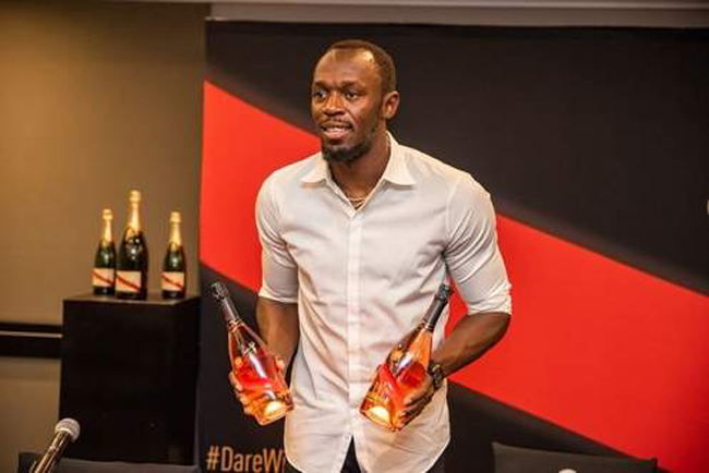 Bolt partners with South Africa's Mumm to create champagne brand