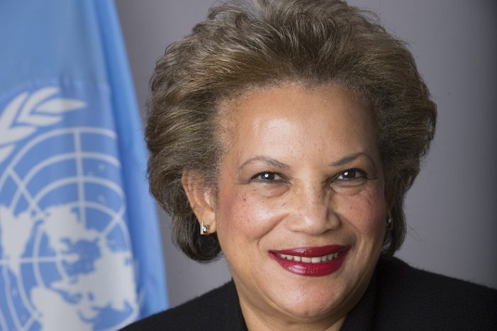 Guyanese Appointed to Senior United Nations Post