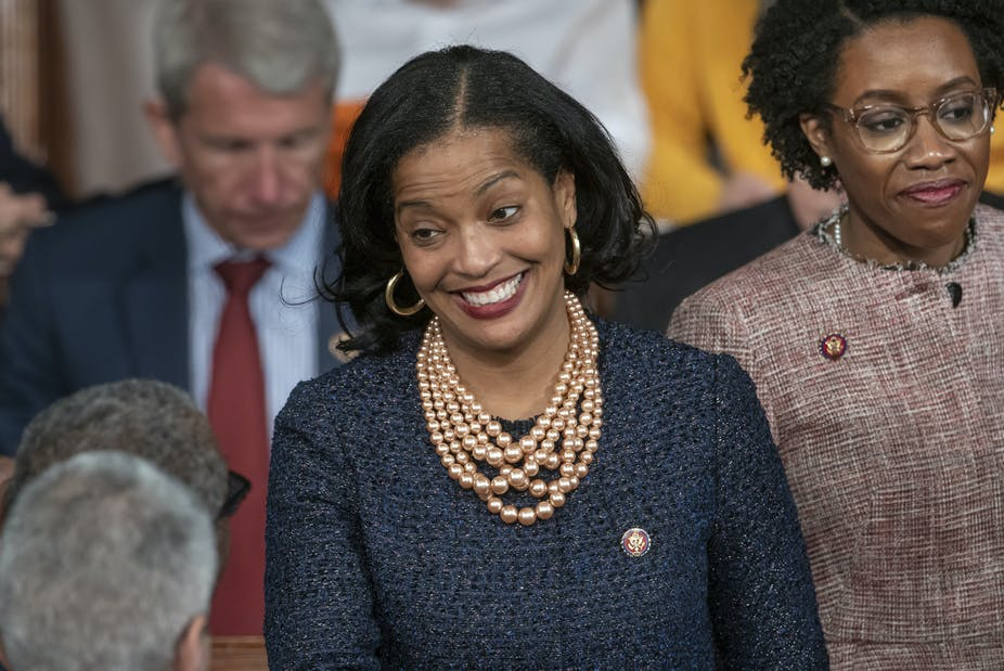 117th congress includes 51 women of color